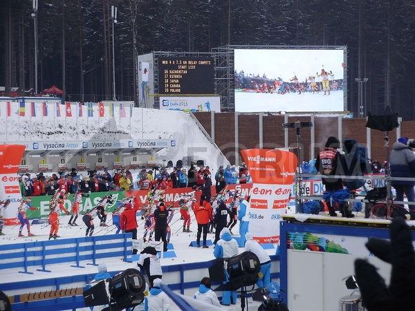 Biathlon World Championship 2013