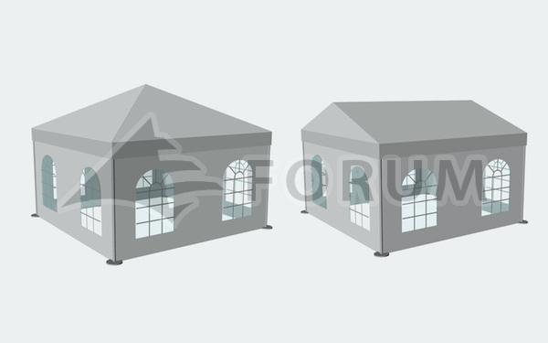 Forum Beta party tent
