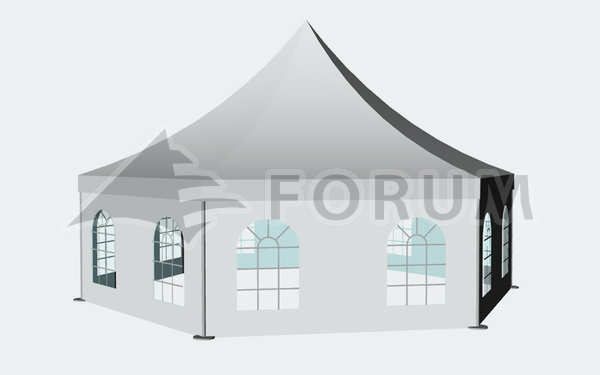 Forum Gama party tent
