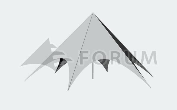 Forum Delta party tent