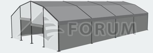 Forum MS pre-engineered buildings, storage sheds